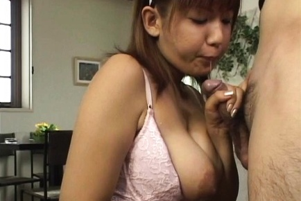 Eri yukawa asian maid with big nude tits is good at slurping. Eri Yukawa Asian maid with big nude tits is lovely at slurping