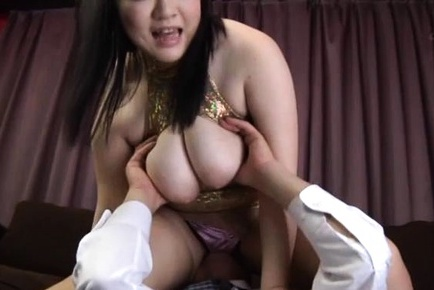 Mikoto yatsuka asian with huge nude tits rides boner with pussy. Mikoto Yatsuka Asian with huge nude natural tits rides boner with vagina